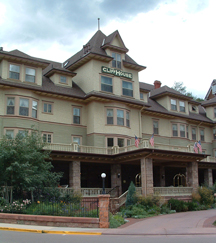 Cliff House in Manitou Springs