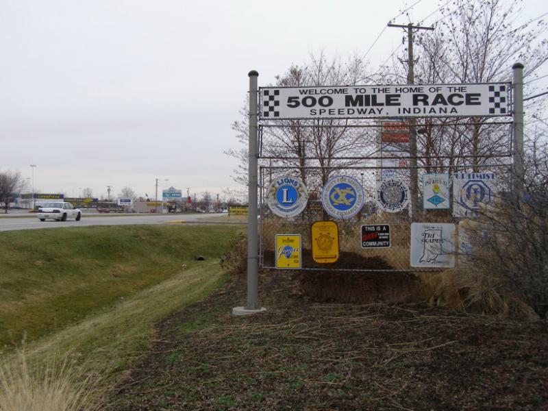 In the Loop: The Forgotten U.S. Routes Through Indianapolis