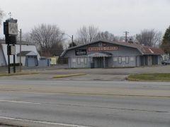 Old US 136: Old Bonanza Steakhouse, Speedway.