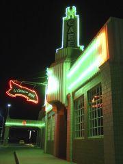 U Drop Inn - Shamrock, Texas