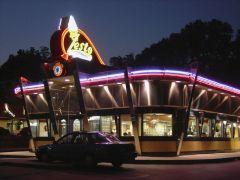Zesto Diner - Atlanta, Georgia