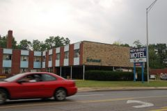 Old US 40: Indy East Motel, once called the Mohawk Motor Hot