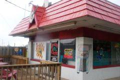 Old US 52: Rock Cola Cafe, Brookville Road