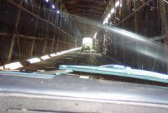 Crossing the Williams Bridge
