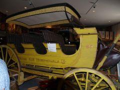 Original Yellowstone Wagon