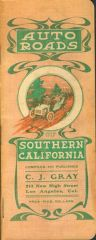 Gray's 1906 Southern California Travel guide