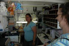 Ochopee Post Office - Interior