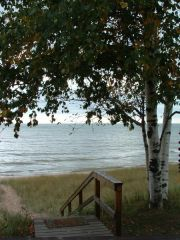 Door County Beach - Lake Michigan