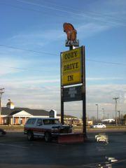 Cozy Drive In, Springfield, IL