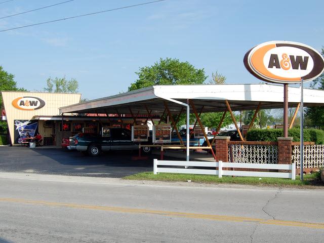 A&W in Union City, Ohio