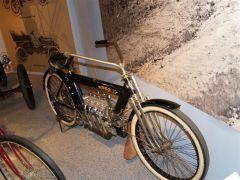 1909 Pierce Four Motorcycle