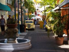 Side Street, Phillipsburg,  St. Maartens, Virgin Islands