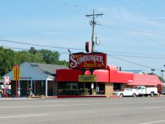 Sumburger Drive-In, Chillicothe, Ohio (1/4)