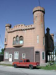 The Castle of Walcott, Iowa