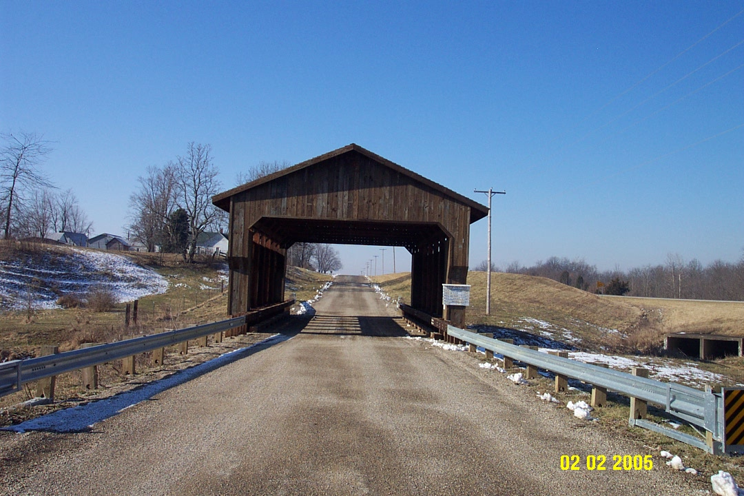 Old National Road; Clark Center, IL