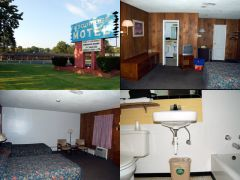 Woodridge Motel, Terre Haute, Indiana
