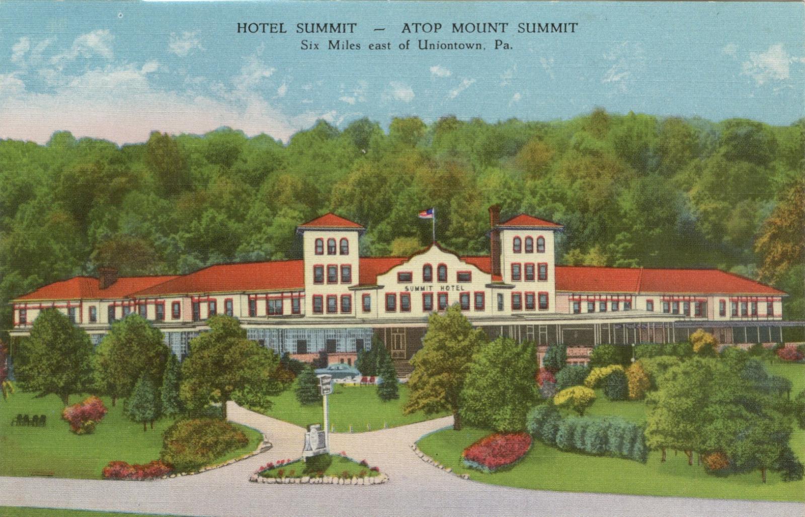 Hotel Summit - Uniontown, PA