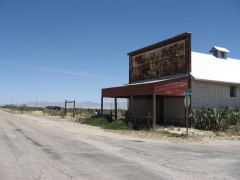 old store, Cochise, along original AZ86 alignment