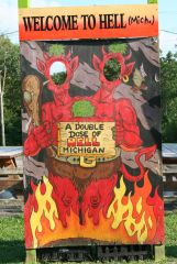 A double dose of Hell, Michigan