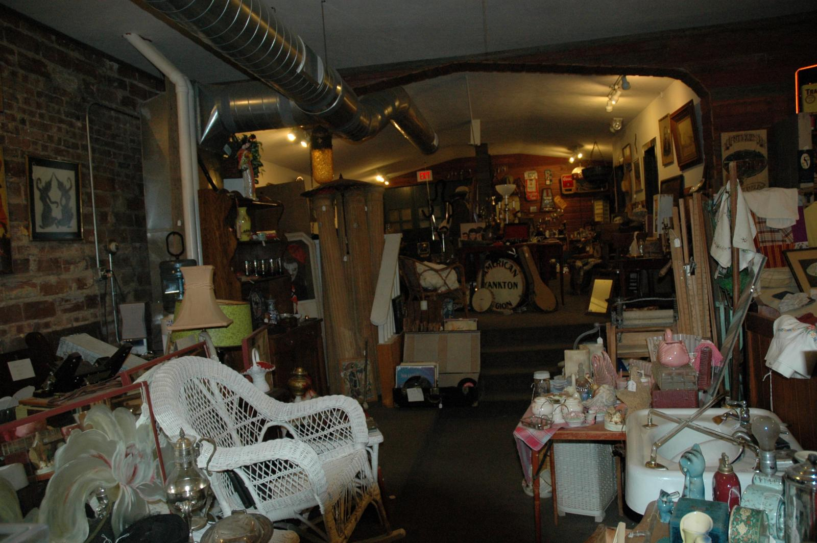 Lots of Cool Stuff in Elkhorn Antiques