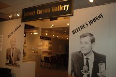 Johnny Carson Exhibit at the Elkhorn Valley Museum
