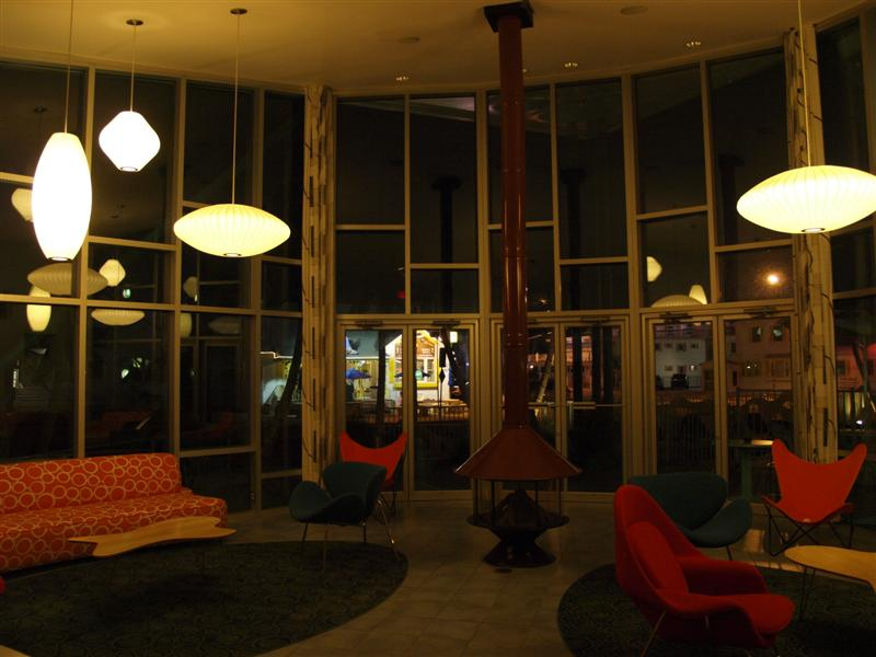 The Lounge at the Star-Lux
