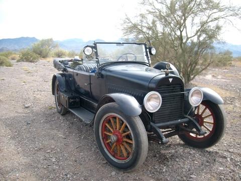 1919 Hudson in it\'s natural element!!.jpg