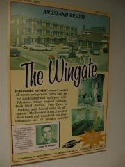 Wildwood's former Wingate Motel