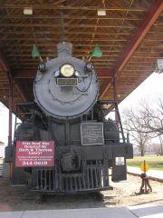 Locomotive 2713- Stevens Point, WI