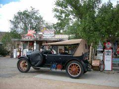 Route 66 - Hackberry, AZ