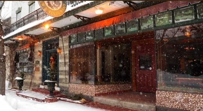 Buchanan Pub and Hotel, Mercersberg, MD
