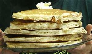 5 Pound Pancake Challenge