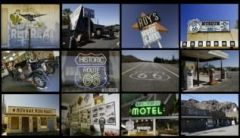 Scenes from Route 66