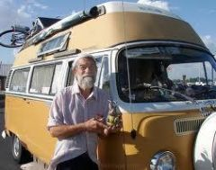 Bob and his VW Van