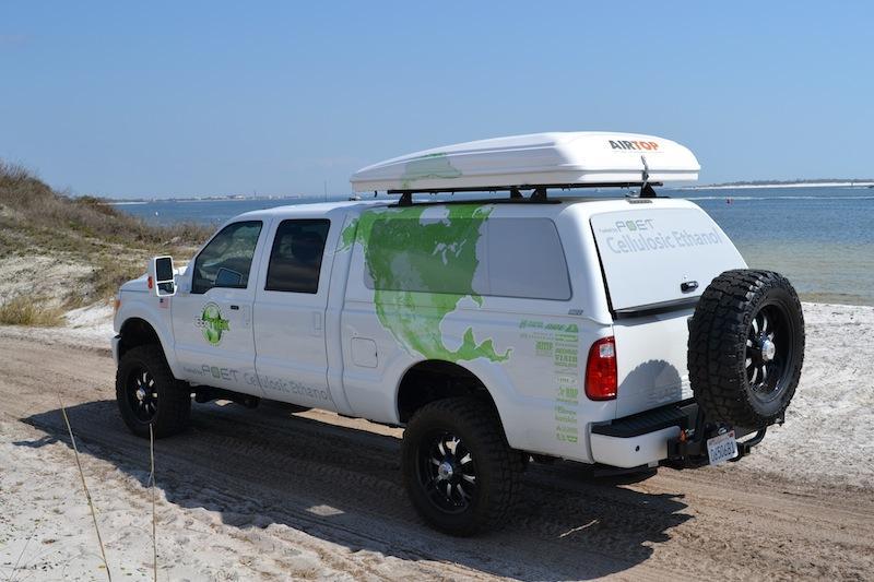 Eco Trek Reaches the Atlantic Ocean