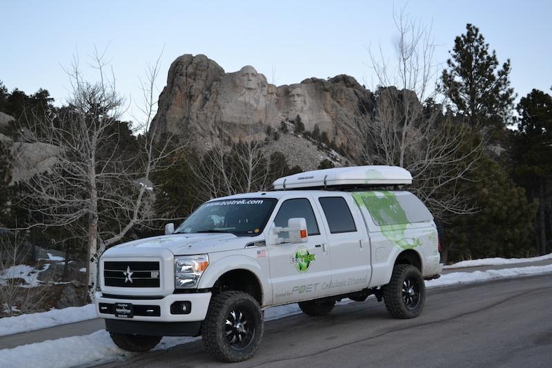 Eco Trek at Mt. Rushmore