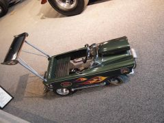Dragster Pedal Car