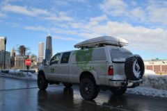 Eco Trek in the Windy City