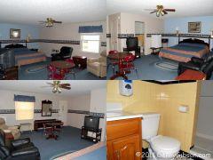 Palmantier's Motel Interior