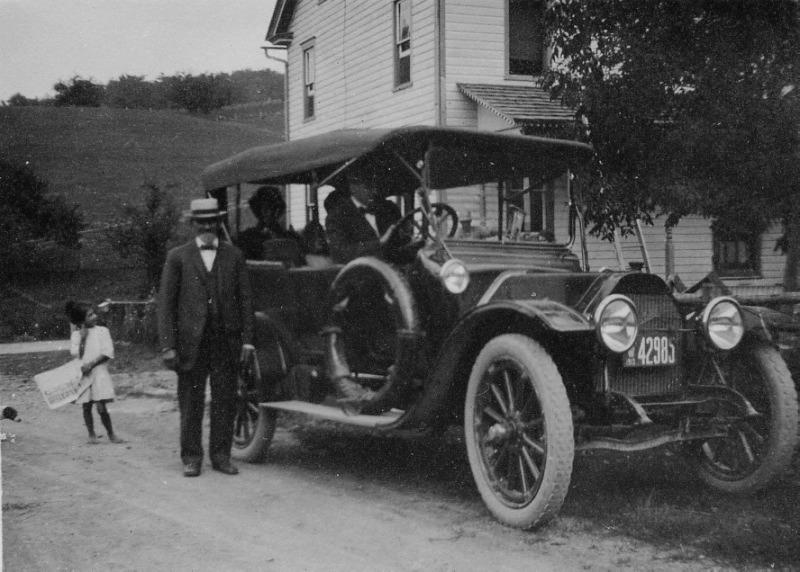 Virginville PA circa 1913