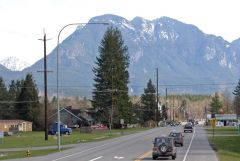 Stevens Pass Scenic Byway US 2