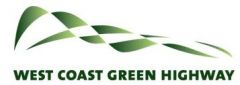 West Coast Green Highway Logo