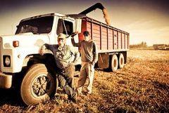 Farmers America's new sheiks!