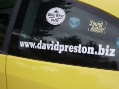 Dave Preston's new home on the Internet.