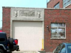 Coca-Cola Bottling Plant, Bay City, Michigan