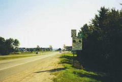 Beginning of US-23, Mackinaw City, MI