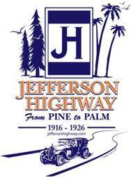 Jefferson Highway Logo