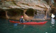 Sea Kayaking in Caves