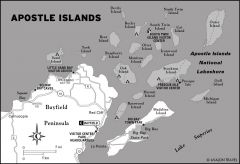 Best Map of Islands