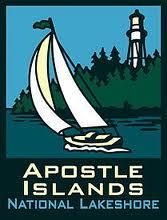 Apostle Islands National Park Logo